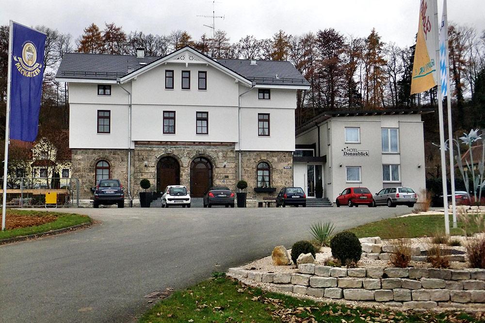 Golfclub Sigmaringen Hotel Donaublick