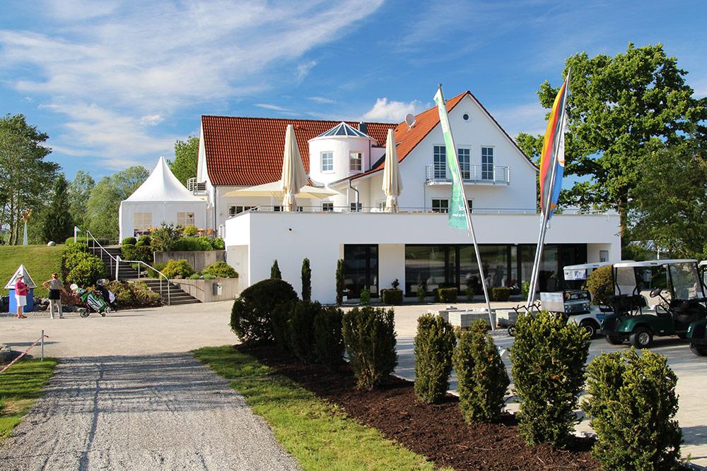 Golfclub Sigmaringen Gastronomie
