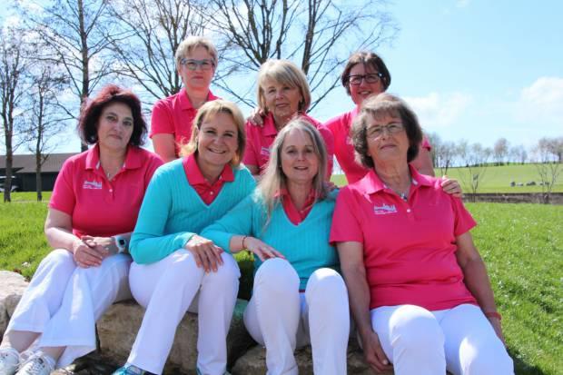 Golfclub Sigmaringen Damenmannschaft