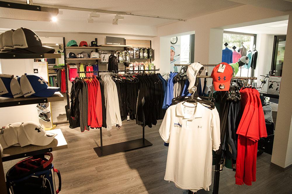 Golfclub Sigmaringen Proshop