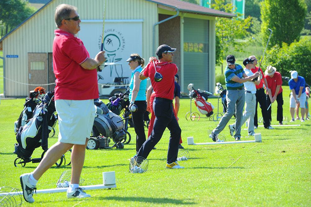 Golfclub Sigmaringen Driving Range Anlage