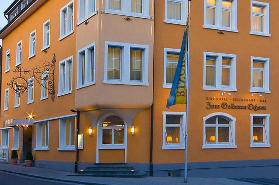 Golfclub Sigmaringen Ringhotel ZUM GOLDENEN OCHSEN